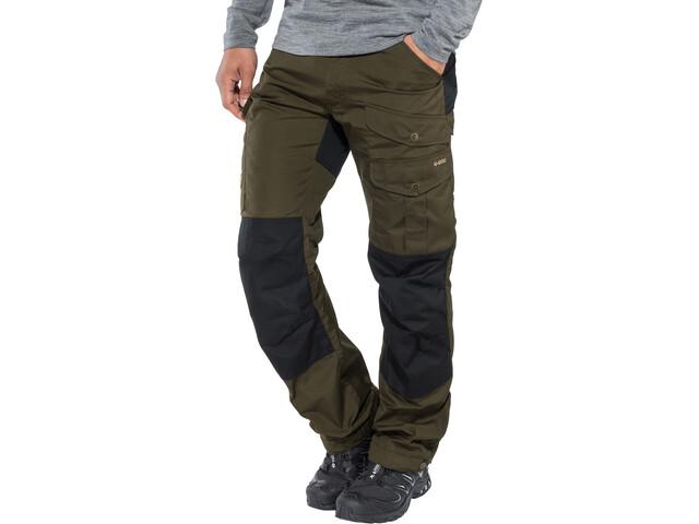 Fjällräven Vidda Pro Pantalones Hombre, dark olive